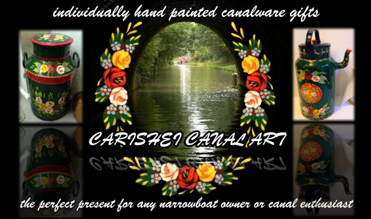 Carishei Canal Art