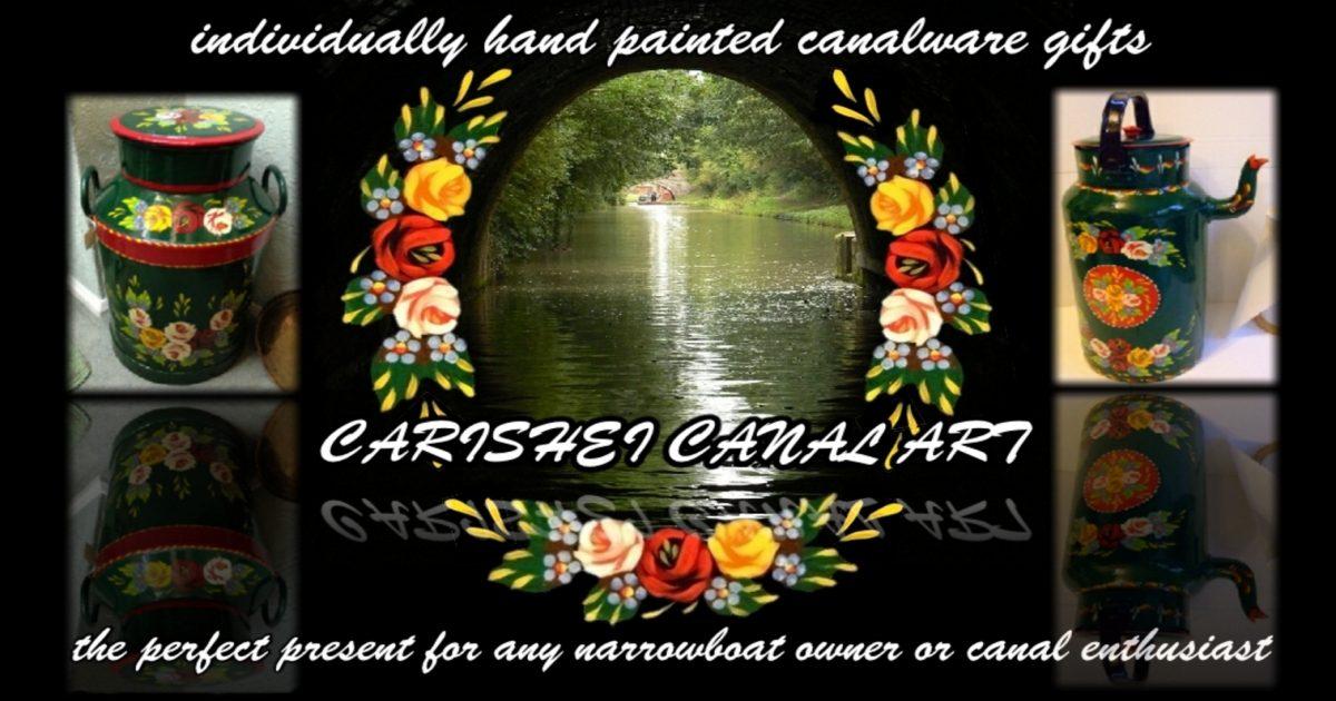 Carishei Canal Art Header Banner